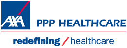 AXA PPP Healthcare registered
